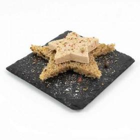 « J. Grolière » Gänseleber am Stück aus dem Périgord 300 g Die Foies gras