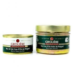 Ontdekkingspakket 'Foie Gras van Ganzenlever' Foie gras sets