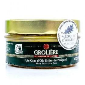 Hel gåslever från Grolière 120 g  Gåslever och anklever