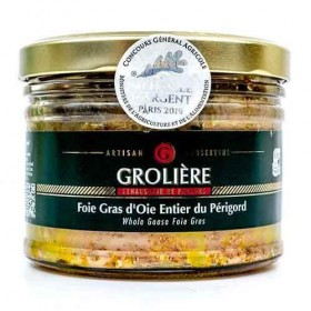 Gänseleber-Probierset Foie gras-Sets