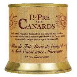 « Pré aux Canards » Entenleberblock IGP Sud-Ouest 200 g Die Foies gras