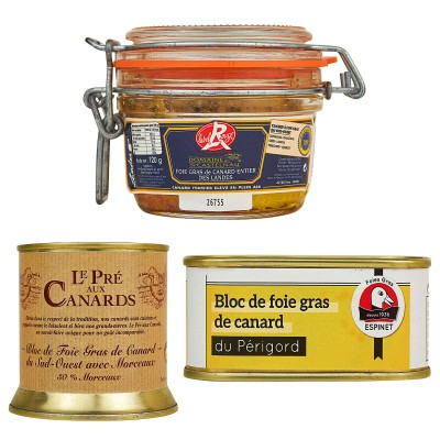 Duck Foie Gras Hamper