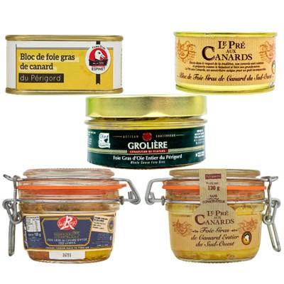 Estuche Degustación Foie Gras Gourmet