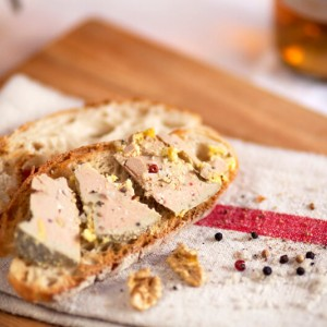Where to find foie gras