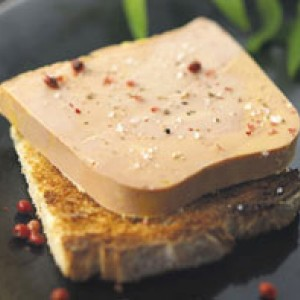 Is foie gras a pate?