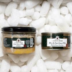 Coffret Dégustation Tout Oie Les coffrets de foies gras