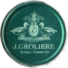 Foie Gras d'Oie Entier du Périgord « J. Grolière » 120 g