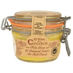 Pré aux Canards PGI SW France Duck Whole Foie Gras 130 g
