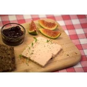 « Bloc de Foie Gras » på anka « Maison Espinet » 100 g  Gåslever och anklever