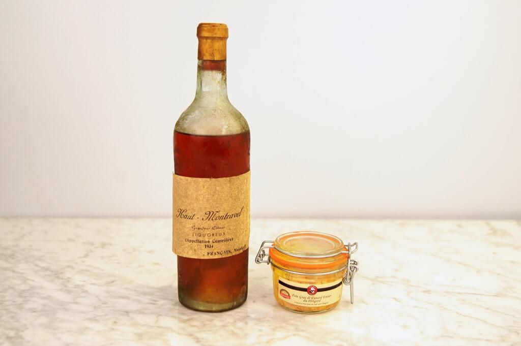 Lichte Rode Wijn : Welke wijn te kiezen bij de foie gras